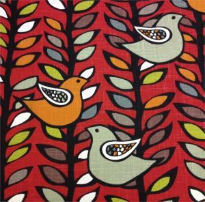 Oslospicebirdfabric