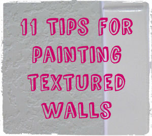 11 Tips for Painting Textured Walls Operation Home